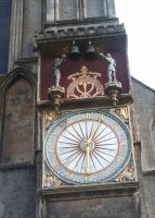 Clock tower by BeautifulObsession