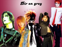 Dir en grey 3 by RinSohma