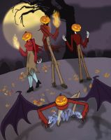 Happy Halloween by HollyBecker