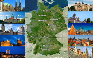 10 cities of Germany part 2 by Arminius1871