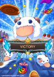 Fan art Poro [game lol] by ciaonaidin