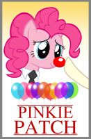 Pinkie Patch Movie Poster by GreenMachine987