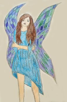 A fairy by Riverwyte