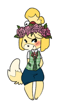 Isabelle by SlightInsanity