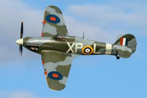 Hawker Hurricane Mk.IIb by Daniel-Wales-Images