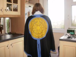 CCS Clow Reed Cosplay - Back by stalydan