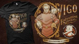 Vigo the Carpathian Babysitting Service by Medusa-Dollmaker