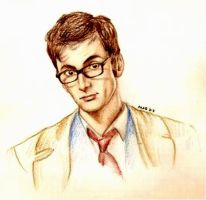 The Tenth Doctor by MoShmoe