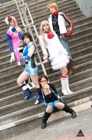 Dangerous girls by Giuly-Chan