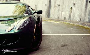 Lotus Exige .9 by larsen