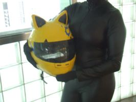 CPAC 2011- Celty's Helmet by pikaman206