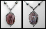 Magical Shift Glass Pendant by poisons-sanity