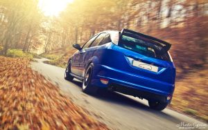 Ford Focus in Action by CypoDesign