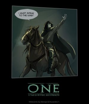 One Webcomic Chapter 2 by alempe