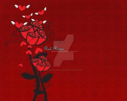 Red Roses by 00Velvet00Dreams00