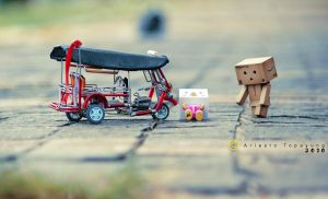 Danbo Cry by Lasoanto