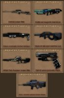 Red Faction 2 Final Weapon Concepts 001 by Egserk