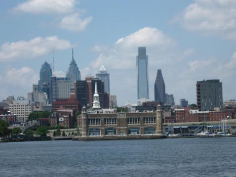 Philadelphia Skyline - CC by steponme