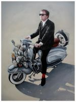 John the Mod by garybonner
