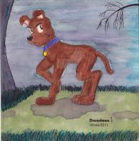 Teen Scrappy Doo by Dreadmon