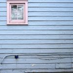 Pink window by RichardLeach