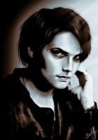 Gerard Way Speed Painting by KinderCollective