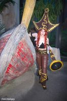 Miss Fortune Cosplay - When tracking a prey... by Galuren