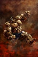 Ben Grimm by CASTELLO