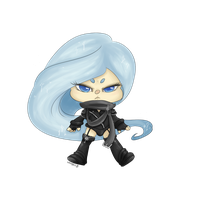Ninja by theamazingwrabbit