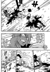 Fairy tail manga 499: Blood in the snow by diebitch2947