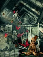 The Attic of the Butterflies by Capricuario