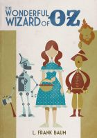Mockup - The Wonderful Wizard of Oz by justsantiago