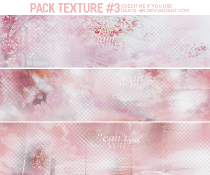 { RESOURCES - Pack Texture } #3 by uaats-BB