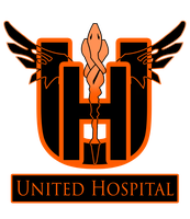 United Hospital Crest by Aileen-Rose