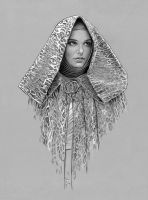 Padme -Tatooine Cloak by jasonpal