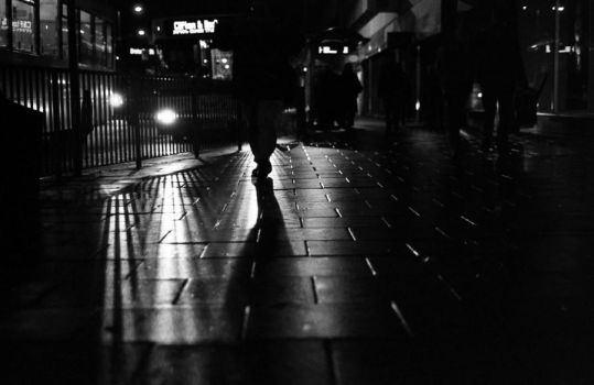 And on through the night. by ajuk