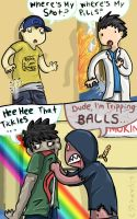Infected Does Drugs by Kisame657