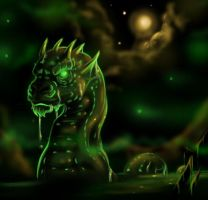 Welcome to Loch Ness by FuriarossaAndMimma