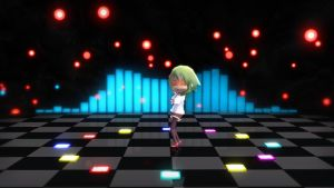 MMD Video Wonderful Nippon! Gumi! by VocaloidHD