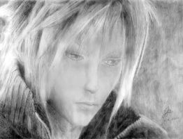 -Cloud Strife- by Rage1793