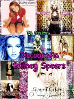 Discografia Britney Spears by aleja520