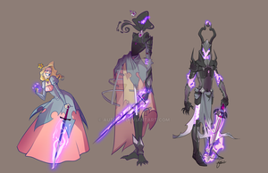 Character Design Final Boss by Automb