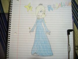 Princess Rosalina by MonsterH2O
