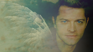 Castiel - Supernatural by anuminis