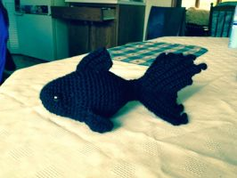 Fancy Goldfish Crochet by Mickeycricky