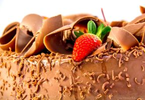 Chocolate Cake by LiviaVi
