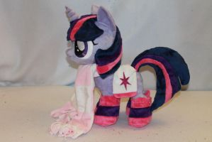 Filly Twilight Sparkle by KarasuNezumi