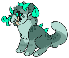 Fuu Cat {Point auction} OPEN by LoserDoge