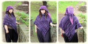 Fairy Magical Poncho by MademoiselleOrtie