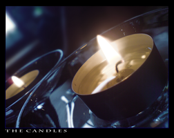 Candles by TiiArtz